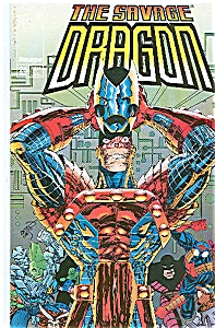 The Savage Dragon - Image comics - March 1996 (Image1)