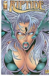 Riptide - Image comics - # 2  Oct. 1995 (Image1)