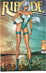 Riptide - Image comics - # 1 Sept. 1995 (Image1)
