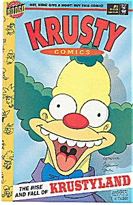 Krusty comics - Bongo comics - Part 3   1995 (Image1)