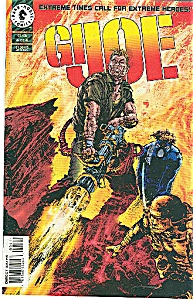 Gijoe - Dark Horse Comics 4 Of 4 April 1996