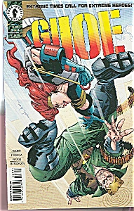 G.i.joe - Dark Horse Comics 0- 3 Of 4 1996