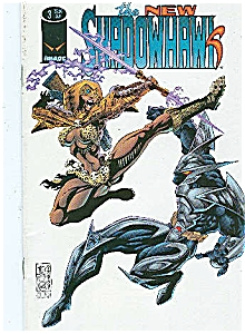 The New Shadowhawk Image comics -  # 3  1995 (Image1)