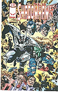 The Nerw Shadowhawk - Image comics - # 5  Dec. 1995 (Image1)