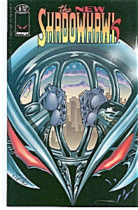 The New Shadowhawk= Image comics - # 6Feb. 1996 (Image1)