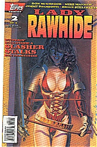 Lady Rawhide - Topps comics - # 2 of 5   Nov. 1995 (Image1)