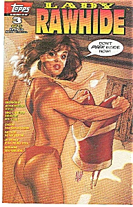 Lady Rawhide - Topps comics   3 of 5    Nov. 1995 (Image1)