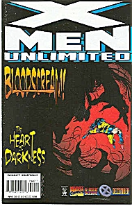 X-MenUnlimited - Marvel comics - # 9  Dec. 1995 (Image1)