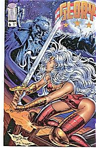 Glory - Image comics - # 6  1995 (Image1)