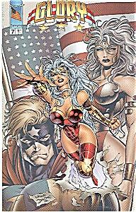 Glory = Image comics - # 7  Oct. 1995 (Image1)