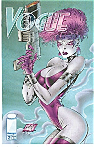 Vogue - Image Comics - # 2 Nov. 1995