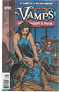 Vamps - DC comics  # 5 of 6  June 96 (Image1)