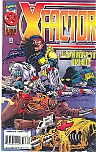 X-Factor - Marvel comics - March 1996  # 120 (Image1)