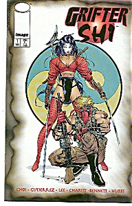 Grifter Shi - Image comics - # 1 March  1996 (Image1)