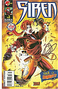 Siren - Malibu comics - # 3   Dec. 1995 (Image1)