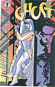 Ghost - Dark Horse Comics - # 6 Sept. 1995