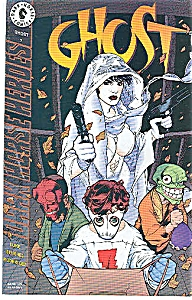 Ghost - Dark Horse comics - # 7  Oct. 1995 (Image1)