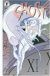 Ghost - Dark Horse Comics - # 9 Dec. 1995
