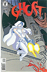 Ghost - Dark Horse Comics - # 10 Jan. 1996