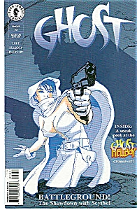 Ghost - Dark Horse comics - # 12    March 1996 (Image1)