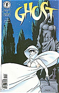Ghost - Dark Horse Comics - # 13 April 1996