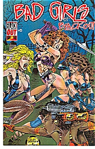 Bad Girls Of Blackout - Black Out Comics - # 0 1995
