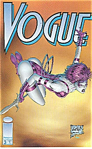 Vogue -  Image comics -   # 3  Dec. 1995 (Image1)