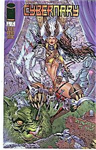 Cybernary  - Image comics - # l  Nov. 1991 (Image1)