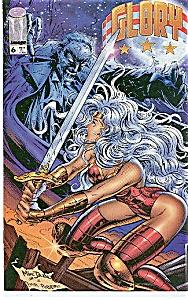 Glory  - Image comics -   # 6  Sept. 1995 (Image1)