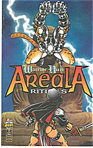 Areala - Warrior , Antarctic press- # 2  Oct. 1995 (Image1)