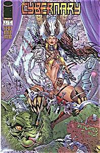 Cybernary  - Image comics -= #l  Nov. 1995 (Image1)