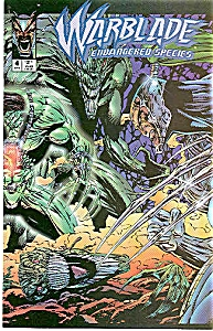 Warblade -  Wildstorm productions - # 4 Apr. ;1995 (Image1)