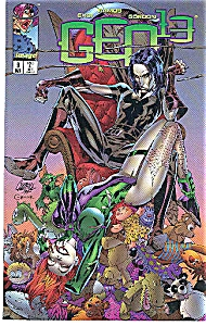 GEN 13  Image comics - # 9 March   1996 MINT (Image1)