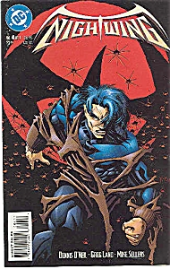 Nightwing - DC comics  # 4 of 4 Dec. 95 (Image1)