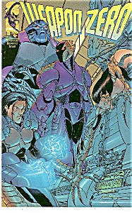 Weapon Zero - Image comics - # 0 Dec.  1995 (Image1)