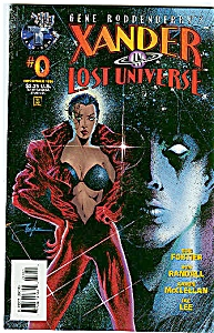Gene Roddenberry's Xander In Lost Universe #0 · Tekno