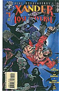 Xander- Tekno comics - # l   De . 1995 (Image1)