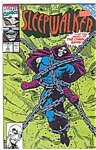 Sleepwalker - Marvel comics - Dec. 1991   # 7 (Image1)
