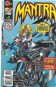 Mantra - Malibu comics - # 5  Feb. 1996 (Image1)