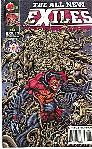 Exiles - Malibu comics - # 6  June 1996 (Image1)