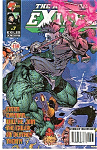 Exiles - Malibu comics - # 7   April 1996 (Image1)