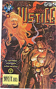 Lady Justice - Tekno comics - # ll   May 1996 (Image1)