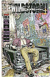 Wildstorm - Image comics - # l Aug. 1995 (Image1)
