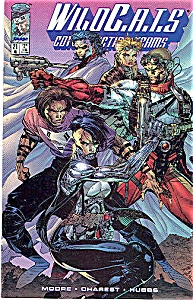 WILDC.A.T.S. - Image comics - # 2l  July 1995 (Image1)