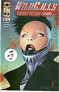 WILDC.A.T.S  - Image comics -  Aug. 1995 - # 22 (Image1)
