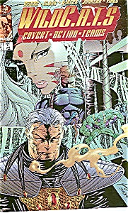 WILDC.A.T.S. - Image comics - # 27   March 1996 (Image1)