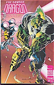 The Savage Dragon - Image comics - Jan. 1996 #@ 25 (Image1)