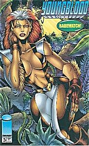 Youngblood - # 3   = Image comics -  Nov. 1995 (Image1)