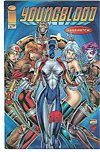 Youngblood - Image comics - # 3 Nov. 1995 (Image1)