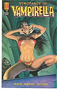Vampirella - Harris comics - # 21  Dec. 1995 (Image1)